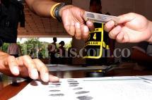 Baja inscripción de cédulas en el Valle de cara a las elecciones de octubre