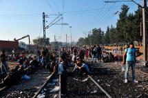 ONU pide repartir al menos 200.000 refugiados en la UE mediante cuotas obligatorias