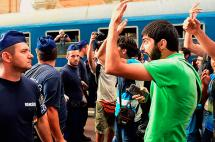 En imágenes: Europa vive el mayor movimiento migratorio desde la Segunda Guerra Mundial