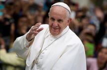 El papa Francisco visitará México en 2016
