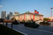 Kim Jong-Un afirma estar preparado para combatir una