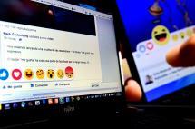 El 'No me gusta' llega a Facebook en forma de emoticones