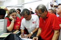 Jorge Casalins presentó sus propuestas para llegar al Concejo