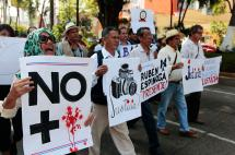 SIP, alarmada por violencia contra periodistas en América Latina