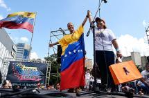 Lilian Tintori exige al gobierno venezolano protección de la CIDH