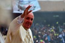 Papa Francisco pidió a jóvenes de Kenia decir no a la corrupción y el tribalismo