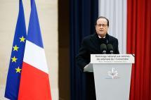 Francia no cederá ni al miedo ni al odio: François Hollande