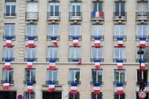 París honra con ceremonia solemne a víctimas de atentados terroristas