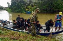 Así son las rutas del tráfico de migrantes en Colombia