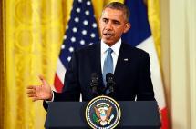 Gobierno hace lo posible para evitar atentados en EE.UU.: Barack Obama