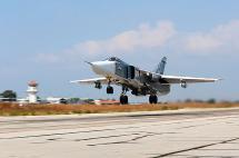 Se desconoce la suerte de pilotos de avión militar ruso derribado en Turquía
