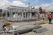 Así preparan las casas del Solar Decathlon 2015 en Cali