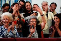 Madre e hijo separados por dictadura argentina tendrán histórico reencuentro