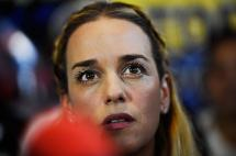 Me quieren matar: Lilian Tintori, esposa de Leopoldo López