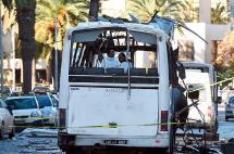 Estado Islámico reivindica atentado contra guardia presidencial tunecina