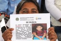 Capturada segunda implicada en el secuestro de la niña Nicole Palacios