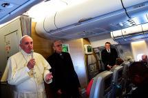 Papa Francisco envió un mensaje de esperanza de paz para Colombia