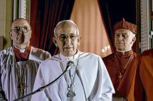 El hombre que encarna el papel del Papa en la serie 'Francisco:El jesuita'