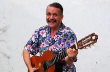 Álvaro Lemmon, el 'hombre caimán', se recupera tras sufrir un infarto