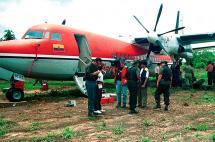 Se fuga guerrillero que participó en el secuestro de avión de Avianca en 1999
