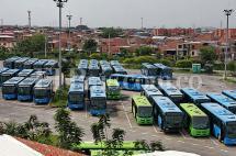 85 buses del MÍO no circulan hoy por paro de trabajadores de Unimetro