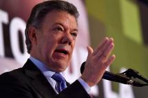 Los acuerdos los someteré a plebiscito, les guste o no a las Farc: Santos