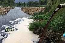 CVC ratifica sanción a Interaseo por vertimiento y desvío ilegal del río Cauca