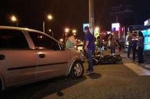 Investigan accidente de tránsito donde resultó lesionado hijo de periodista en Cali
