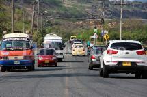 Avanzan soluciones para mejorar movilidad en las entradas del sur y norte de Cali