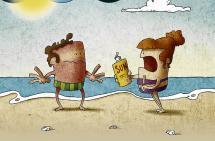 ¡Cuidado con el sol en época de 'El Niño'!, consejos para prevenir el cáncer de piel
