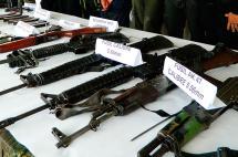 Fuerzas Militares capturaron 1.092 integrantes de grupos ilegales en enero