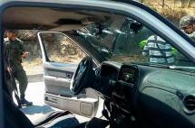 Un policía resultó herido tras emboscada a una patrulla en el Cauca