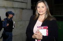 Excongresista Lucero Cortés presentó su caso ante la CIDH