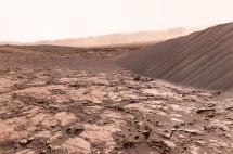 La Nasa lo invita a dar un paseo por Marte