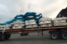 Incautan contenedor con material hospitalario usado en Buenaventura