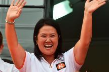 Hija de expresidente Fujimori, favorita en sondeos presidenciales de Perú