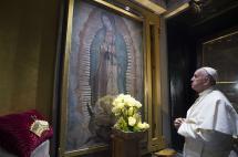 El Papa ofrece misa para rechazar la violencia contra las mujeres en México