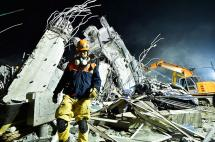 Sismo en Taiwán ya deja 14 muertos y más de 400 heridos