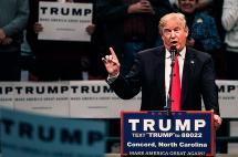 'Metidas de pata' de Trump le pasan factura en la carrera por la Casa Blanca