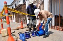 Catorce barrios estarán sin agua por obras de Emcali este jueves