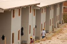 Más familias tienen casa propia en el Valle