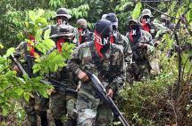 Más de 200 indígenas desplazados por amenazas del ELN en Risaralda