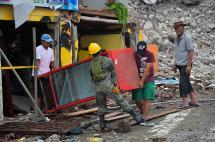 Terremoto en Ecuador deja más de 25.000 personas damnificadas
