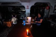 Las penurias que viven los venezolanos para sobrellevar el 'apagón'