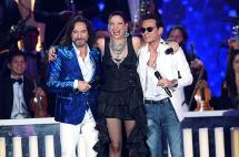 En fotos: noche de sabor en la entrega de los premios Billboard Latinos