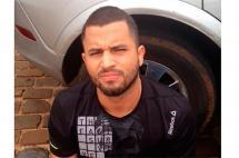 Dictan medida de aseguramiento contra alias Boliqueso, detenido en Brasil