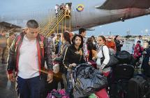 La otra tragedia que viven los repatriados tras el terremoto de Ecuador