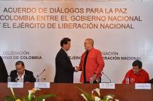 Canje de secuestrado deja en riesgo diálogos con ELN