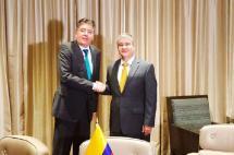 Panamá y Colombia logran acuerdo de información financiera