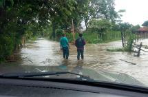 Lluvias causan inundaciones y otras emergencias en Jamundí